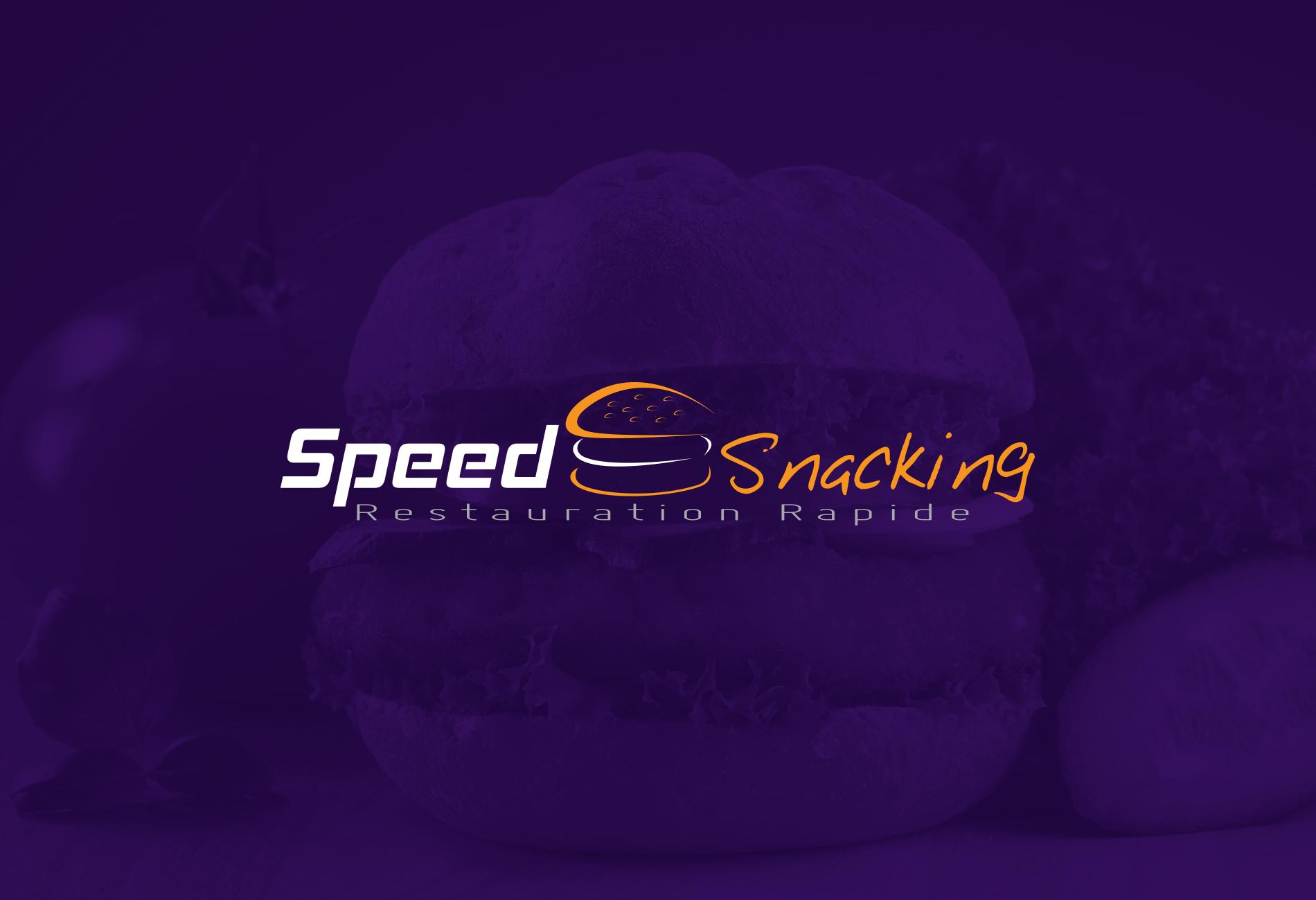 speed snacking logo